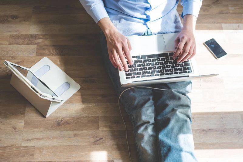 Как быстро ты печатаешь на клавиатуре
