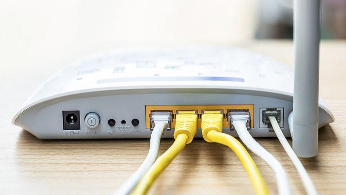 подключение интернет кабеля