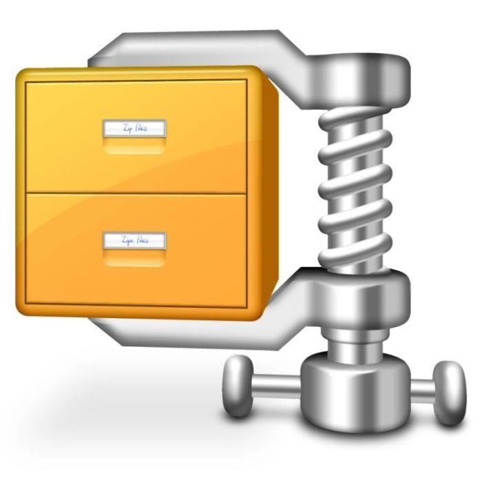 как извлечь файлы из архива zip