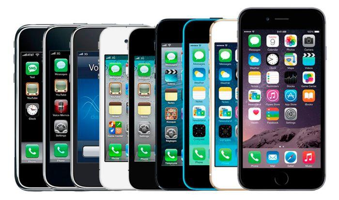 какой айфон выбрать