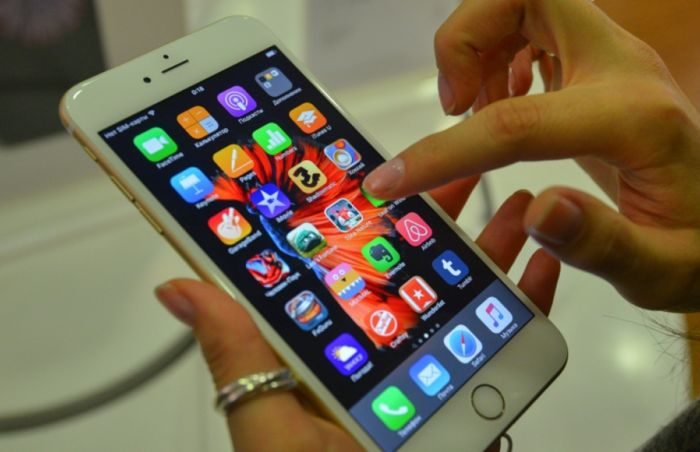 iphone сравнение